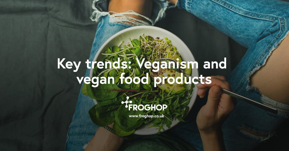 Trends Roundup: Veganism and Vegan Food Products