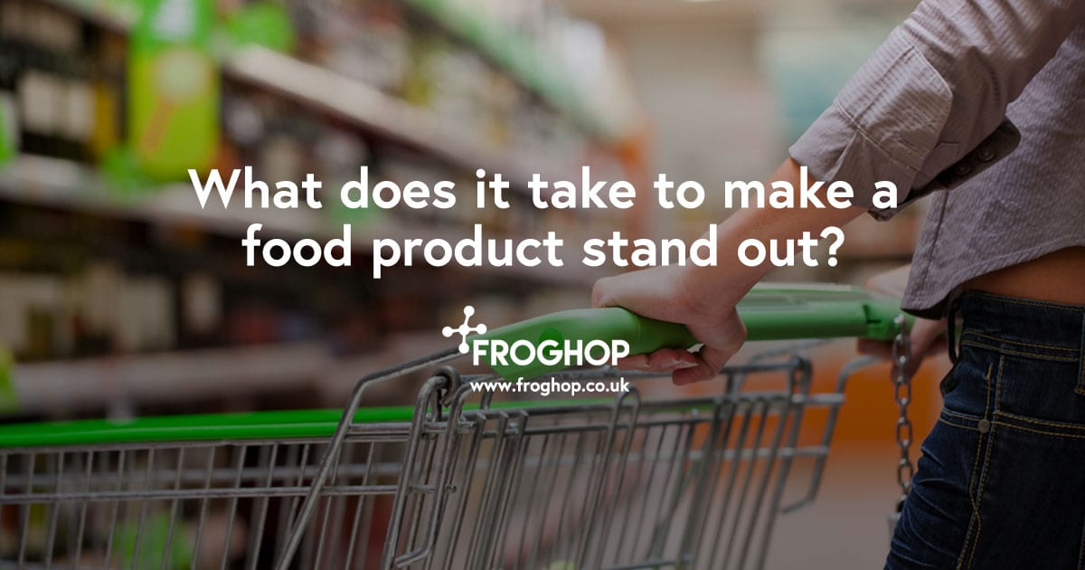 What does it take to make a food product stand out?