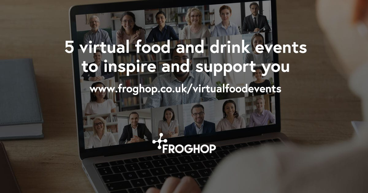 Virtual food events for 2020