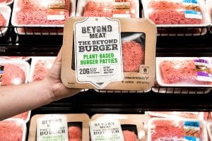 Beyond Meat and the 'bleeding' meat-free burger: What the UK's 22m flexitarians are waiting for?