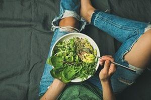 Key trends: Vegan food products