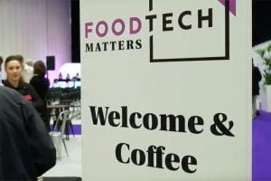 Food Tech Matters 2019 - sponsored by Froghop