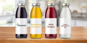 Froghop Training: Developing your a drink product