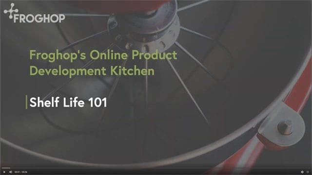 Shelf-Life 101 Webinar