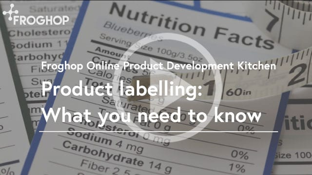 Product Labelling 101