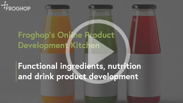 Video: Using functional ingredients in drink products