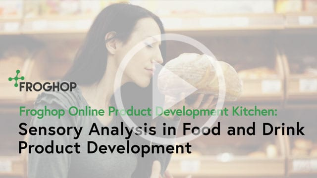 Sensory analysis in food product development