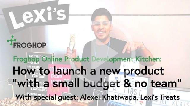 """Lexi's Treats - developing and launching a new product """"with a small budget and no team"""""""