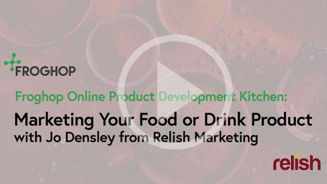 Marketing New Food Products with Jo Densley