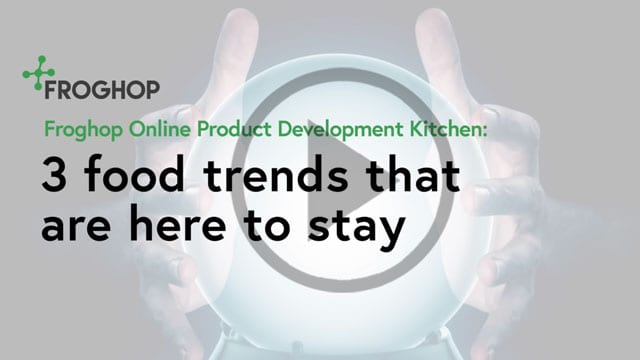 Food industry trends video