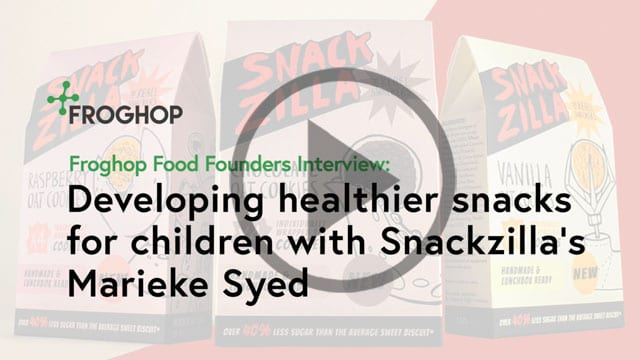 Food Founders Interview with Marieke Syed, Snackzilla