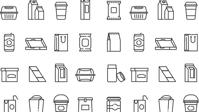 Packaging supplier checklist