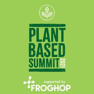 Bread & Jam Plant-Based Summit sponsored by Froghop