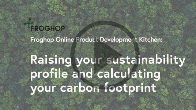 Raising your sustainability profile as a food or drink business
