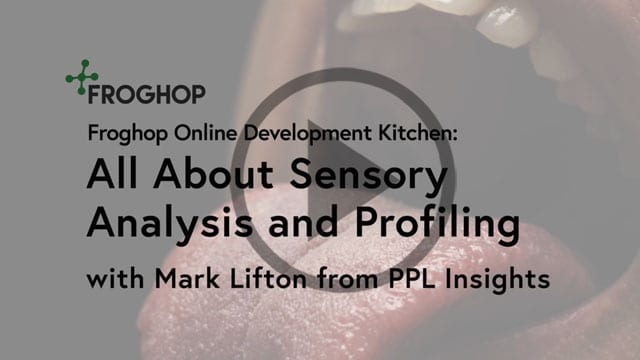 Sensory Analysis of Food and Drink Products