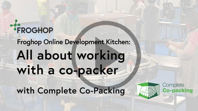 Working with a contract packer