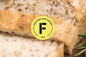 Customer wins at the Free From Food Awards 2021