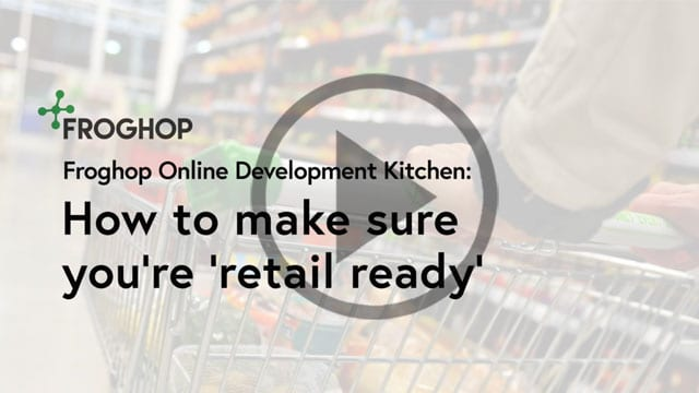 How to make your food product retail ready