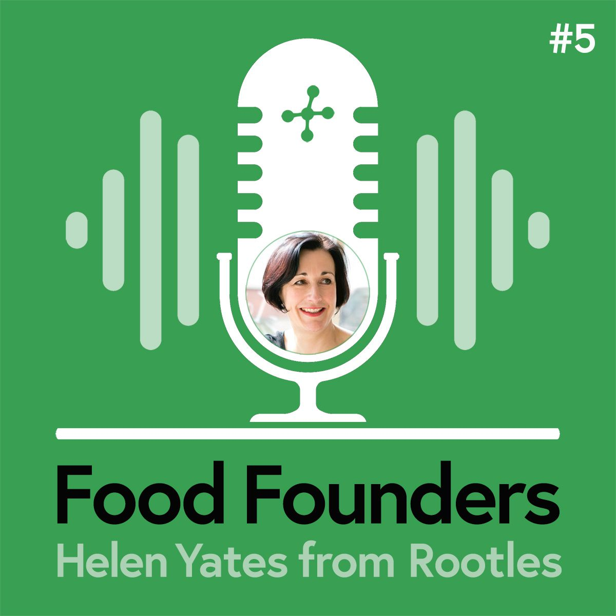 Food Founders Interview with Helen Yates from Rootles